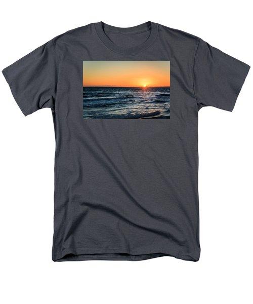 Sunrise In Nags Head Men's T-Shirt  (Regular Fit) by Joni Eskridge