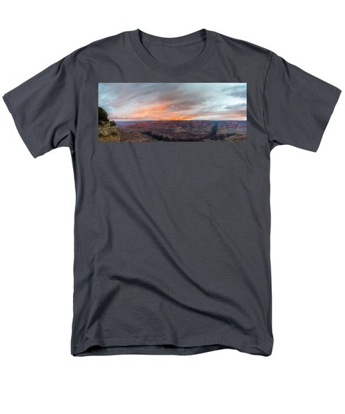 Sunrise In The Canyon Men's T-Shirt  (Regular Fit) by Jon Glaser