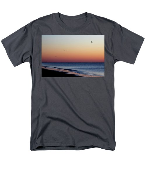 Sunrise On Hilton Head Men's T-Shirt  (Regular Fit) by Bruce Patrick Smith
