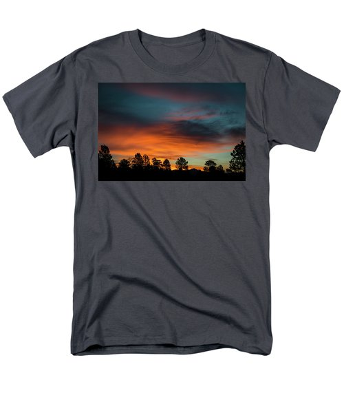 Sunrise Over The Southern San Juans Men's T-Shirt  (Regular Fit) by Jason Coward