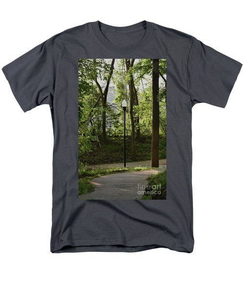 Men's T-Shirt  (Regular Fit) featuring the photograph Sunrise Service by Skip Willits