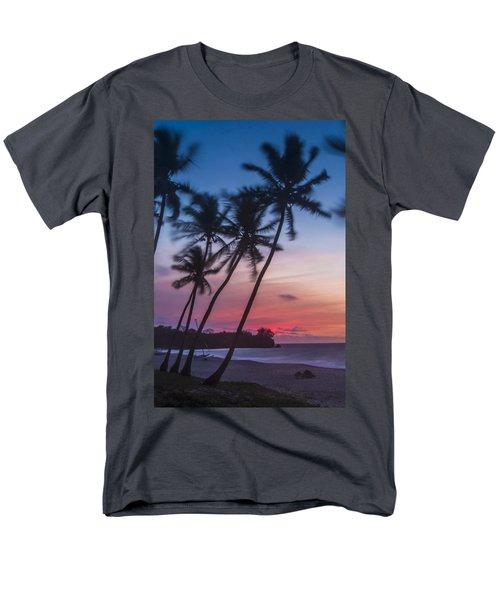 Sunset In Paradise Men's T-Shirt  (Regular Fit) by Alex Lapidus