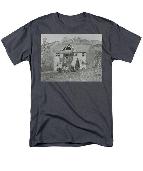 Sunset  Ridge  Men's T-Shirt  (Regular Fit)
