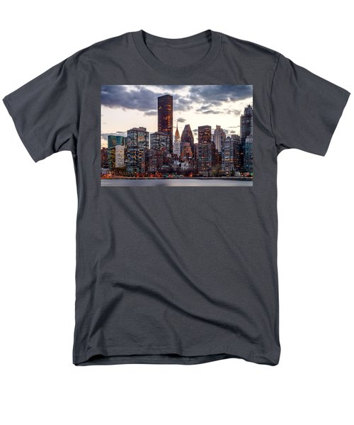 Surrounded By The City Men's T-Shirt  (Regular Fit) by Az Jackson