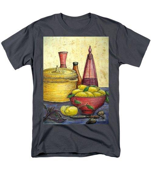 Sustenance Men's T-Shirt  (Regular Fit) by Kim Jones