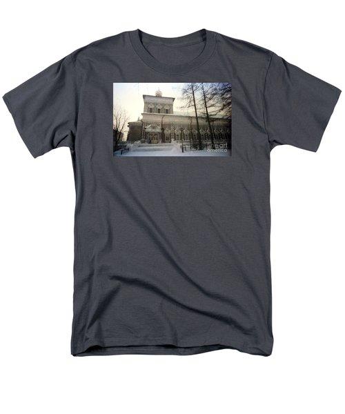 Suzdal  Russia Church Men's T-Shirt  (Regular Fit) by Ted Pollard