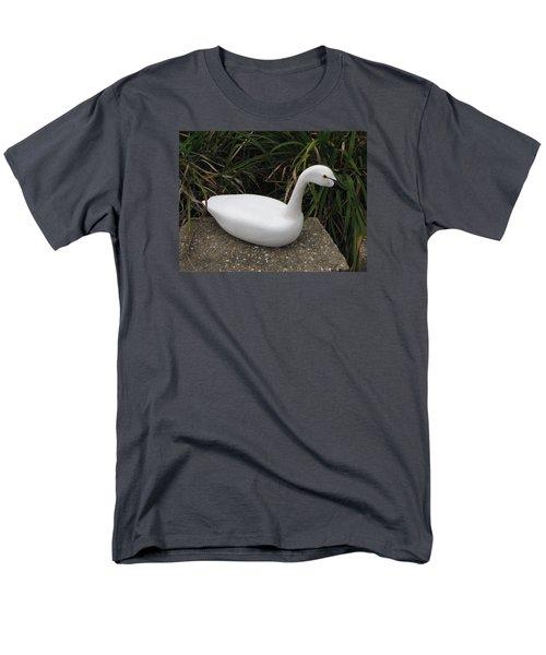 Swan-derful Men's T-Shirt  (Regular Fit) by Kevin F Heuman