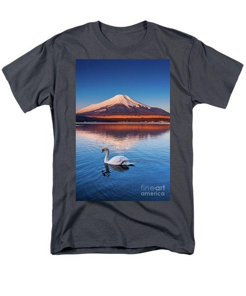 Swany Men's T-Shirt  (Regular Fit) by Tatsuya Atarashi