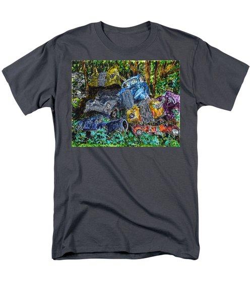 Swedish Scrapyard Men's T-Shirt  (Regular Fit)
