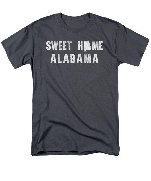 Sweet Home Alabama Men's T-Shirt  (Regular Fit) by Nancy Ingersoll