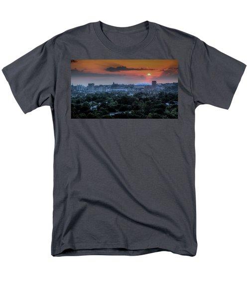 Syracuse Sunrise Men's T-Shirt  (Regular Fit) by Everet Regal