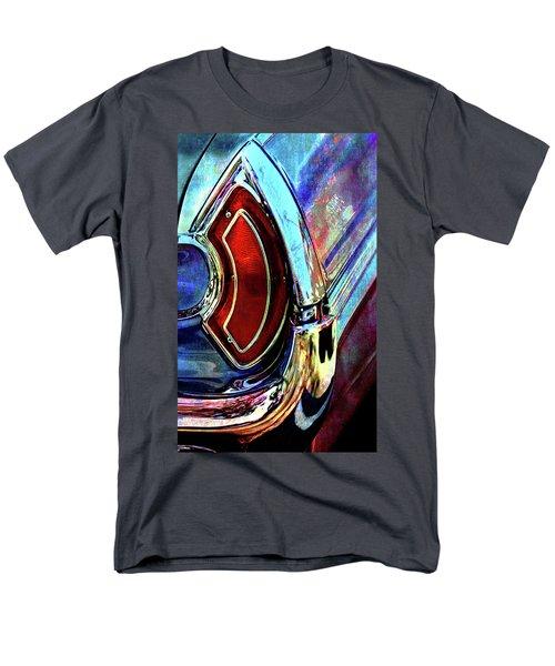 Men's T-Shirt  (Regular Fit) featuring the digital art Tail Fender by Greg Sharpe