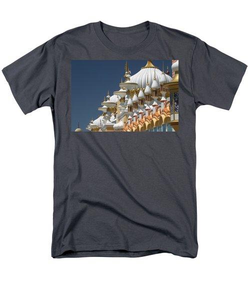 Taj Mahal Men's T-Shirt  (Regular Fit) by Living Color Photography Lorraine Lynch