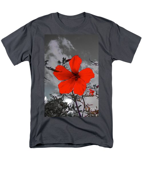 Take A Stand Men's T-Shirt  (Regular Fit) by Robert Pearson