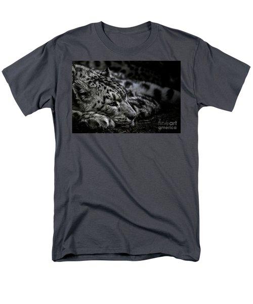 Taking A Break Men's T-Shirt  (Regular Fit) by Brad Allen Fine Art