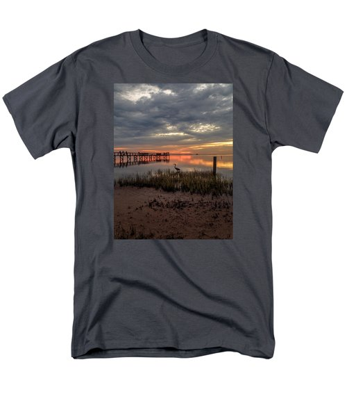 Tampa  Men's T-Shirt  (Regular Fit) by Anthony Fields
