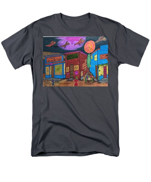 Garbell's Lunch And Confectionery Men's T-Shirt  (Regular Fit) by Jonathon Hansen