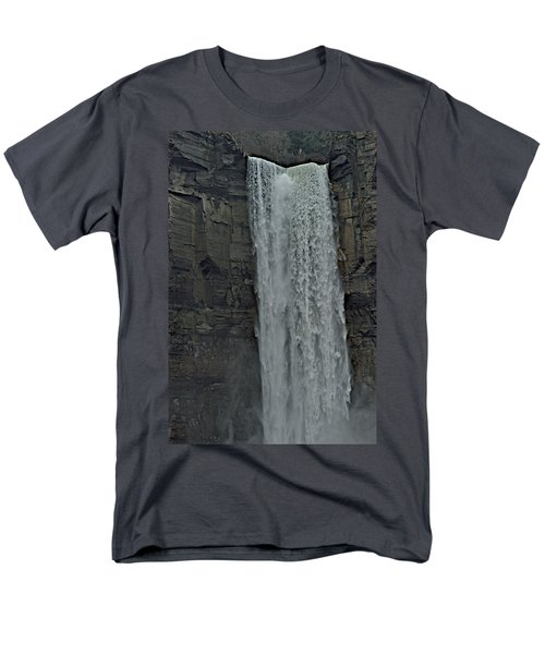 Taughannock Falls State Park Men's T-Shirt  (Regular Fit) by Joseph Yarbrough