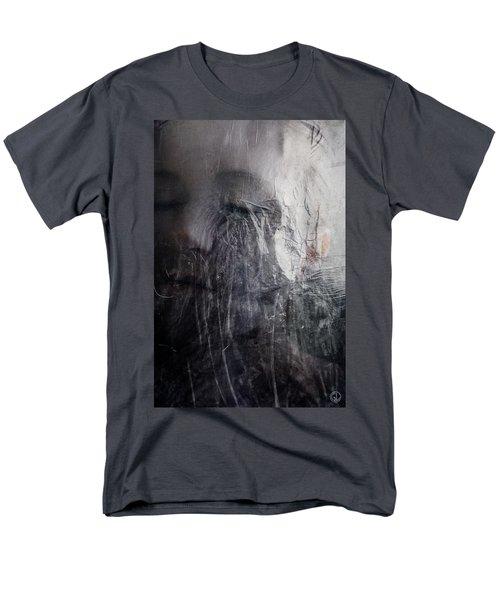 Men's T-Shirt  (Regular Fit) featuring the digital art Tears Of Ice by Gun Legler
