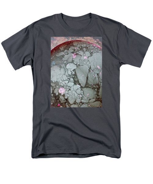 Tectonic With Sky Above And Below Men's T-Shirt  (Regular Fit) by Cliff Spohn