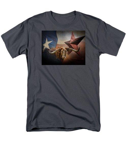Texas Men's T-Shirt  (Regular Fit) by David and Carol Kelly