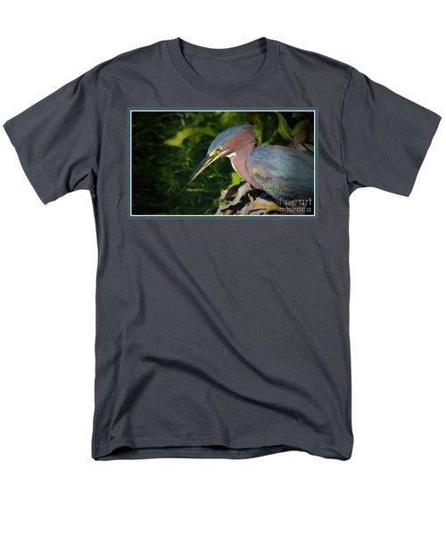 That Was Tasty Men's T-Shirt  (Regular Fit) by Pamela Blizzard