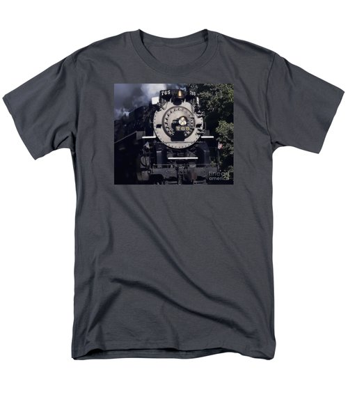 Men's T-Shirt  (Regular Fit) featuring the photograph The 765 by Jim Lepard