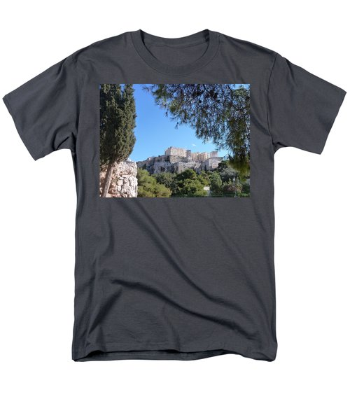 The Acropolis Men's T-Shirt  (Regular Fit) by Constance DRESCHER