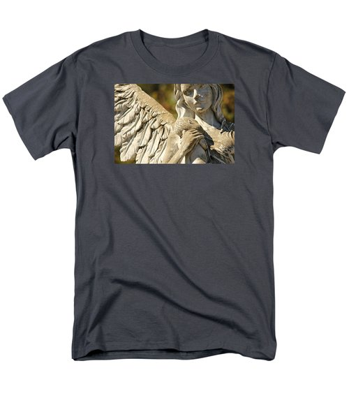 The Angel At St. Thomas Men's T-Shirt  (Regular Fit)