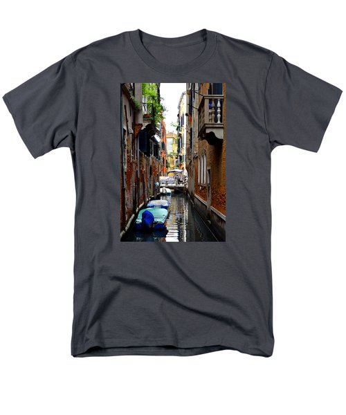The Balcony Men's T-Shirt  (Regular Fit) by Richard Ortolano