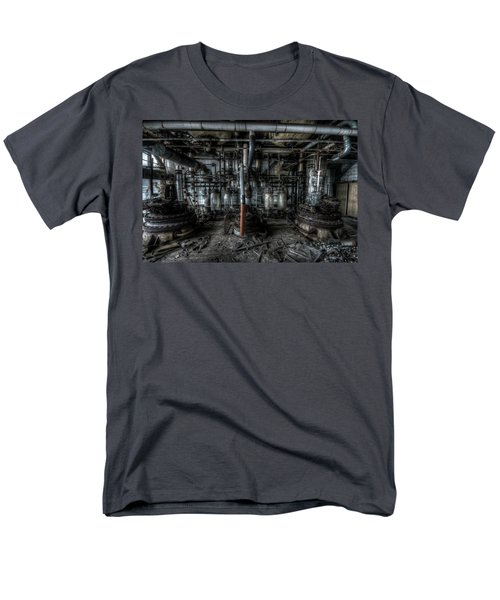 The Big Experiment  Men's T-Shirt  (Regular Fit) by Nathan Wright