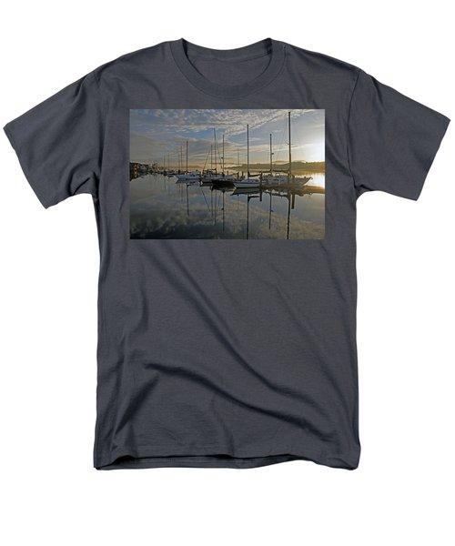 The Blue And Beyond Men's T-Shirt  (Regular Fit) by Suzy Piatt