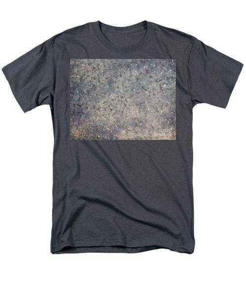 The Blue Men's T-Shirt  (Regular Fit) by Rachel Hannah