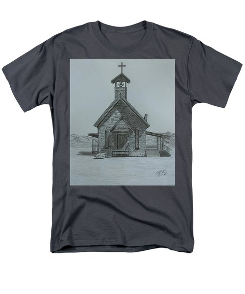 The Chapel  Men's T-Shirt  (Regular Fit)