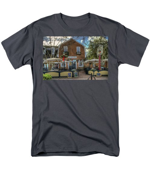 The Cheese Shop Men's T-Shirt  (Regular Fit) by Jerry Gammon