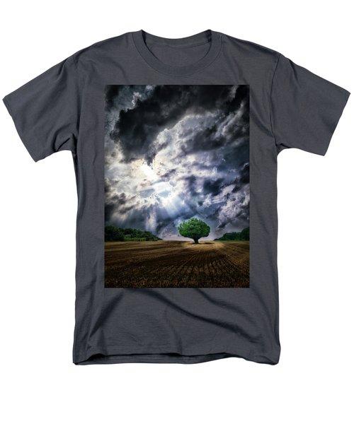 Men's T-Shirt  (Regular Fit) featuring the photograph The Chosen by Mark Fuller