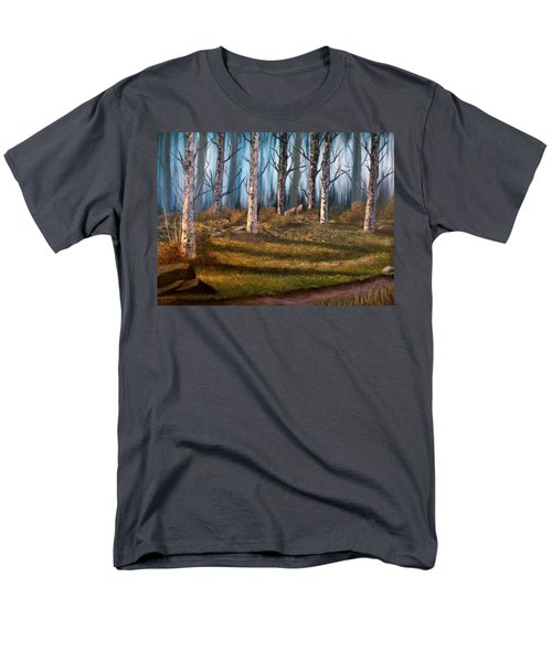 The Clearing Men's T-Shirt  (Regular Fit) by Sheri Keith