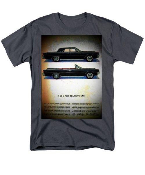 The Complete Line Men's T-Shirt  (Regular Fit) by John Schneider