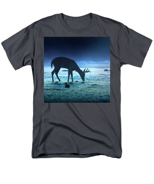 The Cool Of The Night - Square Men's T-Shirt  (Regular Fit) by Rob Blair