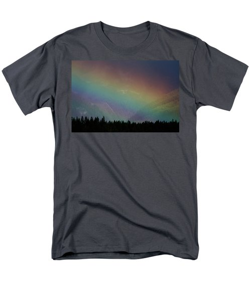 Men's T-Shirt  (Regular Fit) featuring the photograph The Covenant  by Cathie Douglas