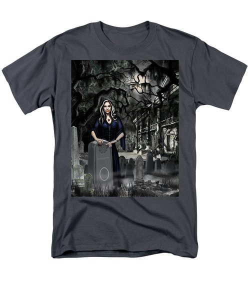 The Curse Of Johnson Bayou Men's T-Shirt  (Regular Fit) by James Christopher Hill