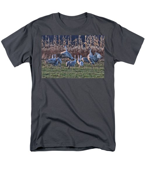 Men's T-Shirt  (Regular Fit) featuring the photograph The Dance by Shari Jardina