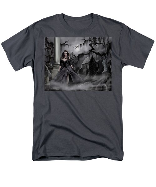 The Dark Caster Comes Men's T-Shirt  (Regular Fit) by James Christopher Hill