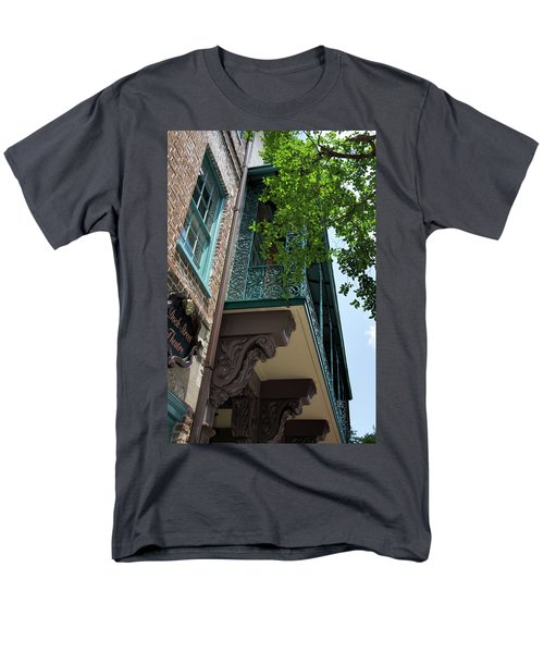 The Dock Men's T-Shirt  (Regular Fit) by Ed Waldrop
