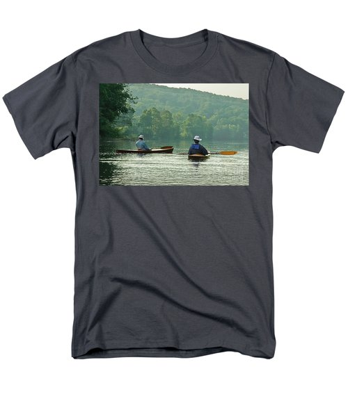 Men's T-Shirt  (Regular Fit) featuring the photograph The Dreamers by Tom Cameron