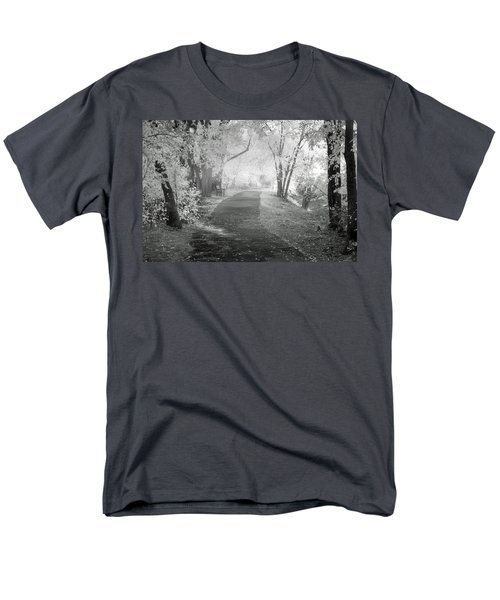 Men's T-Shirt  (Regular Fit) featuring the photograph The Dreams Of October by Tara Turner