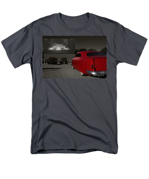 The Drive-in Men's T-Shirt  (Regular Fit) by Dennis Hedberg