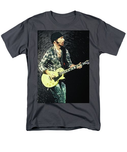 The Edge Men's T-Shirt  (Regular Fit)