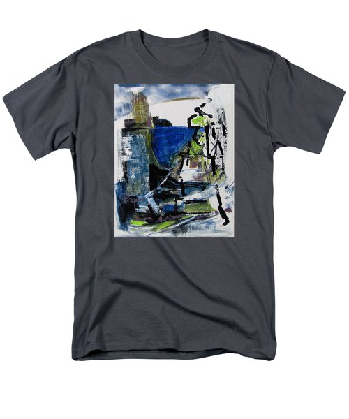 Men's T-Shirt  (Regular Fit) featuring the painting The Elements by Betty Pieper