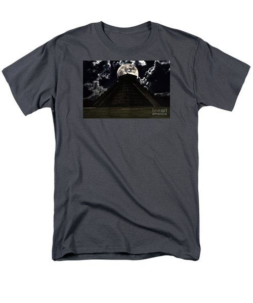 Men's T-Shirt  (Regular Fit) featuring the photograph The End by Ken Frischkorn